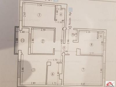 Constanta - ICIL - Apartament 4 camere