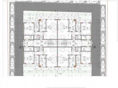 Constanta - Km. 4-5 - bloc nou P+2E, proiect 2020