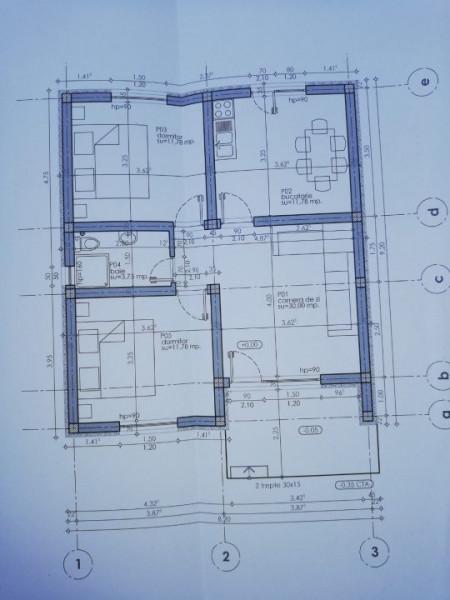 Constanta - Lumina - casa la sol, proiect 2020