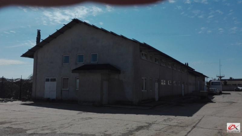 Constanta - Varful cu Dor - hala 750mp