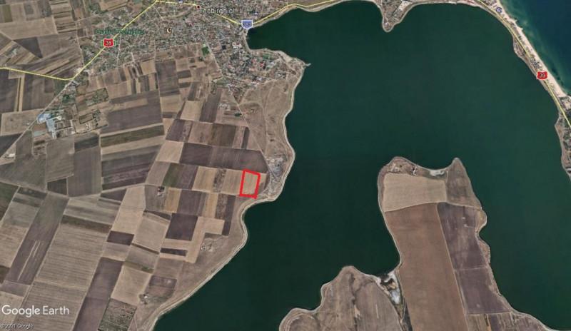 Constanta - Techirghiol - loturi de 500mp teren intravilan cu vedere la lac