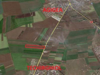Constanta - Agigea - teren 20.000mp, la sosea Agigea -Techirghiol