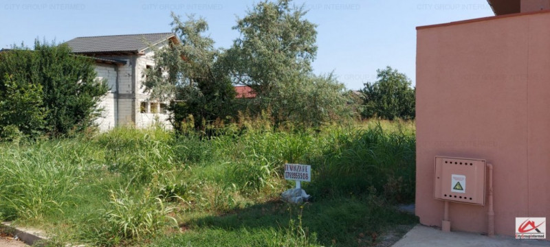 Cumpana - strada Amurgului - teren intravilan 498 mp