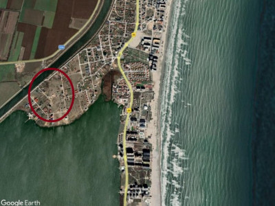 Constanta - Mamaia Sat - teren intravilan 1007mp