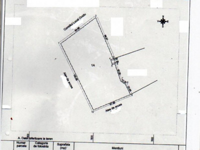 Constanta - Ovidiu - teren intravilan 15000mp
