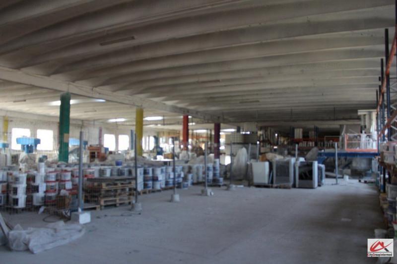 Constanta - Ovidiu - hala de productie, depozitare