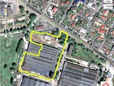 Constanta - CET - spatiu industrial